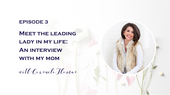 interview with my mom