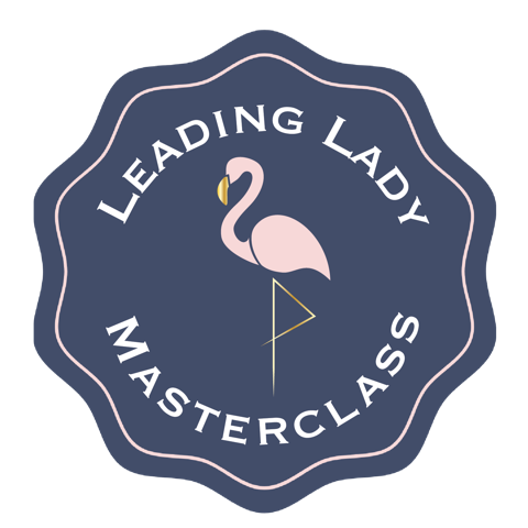 Masterclass emblem navy and white solid