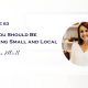 Why You Should Be Shopping Small and Local with Fern Elliott
