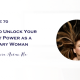 How to Unlock Your Secret Power as a Visionary Woman with Solara Amun Ra